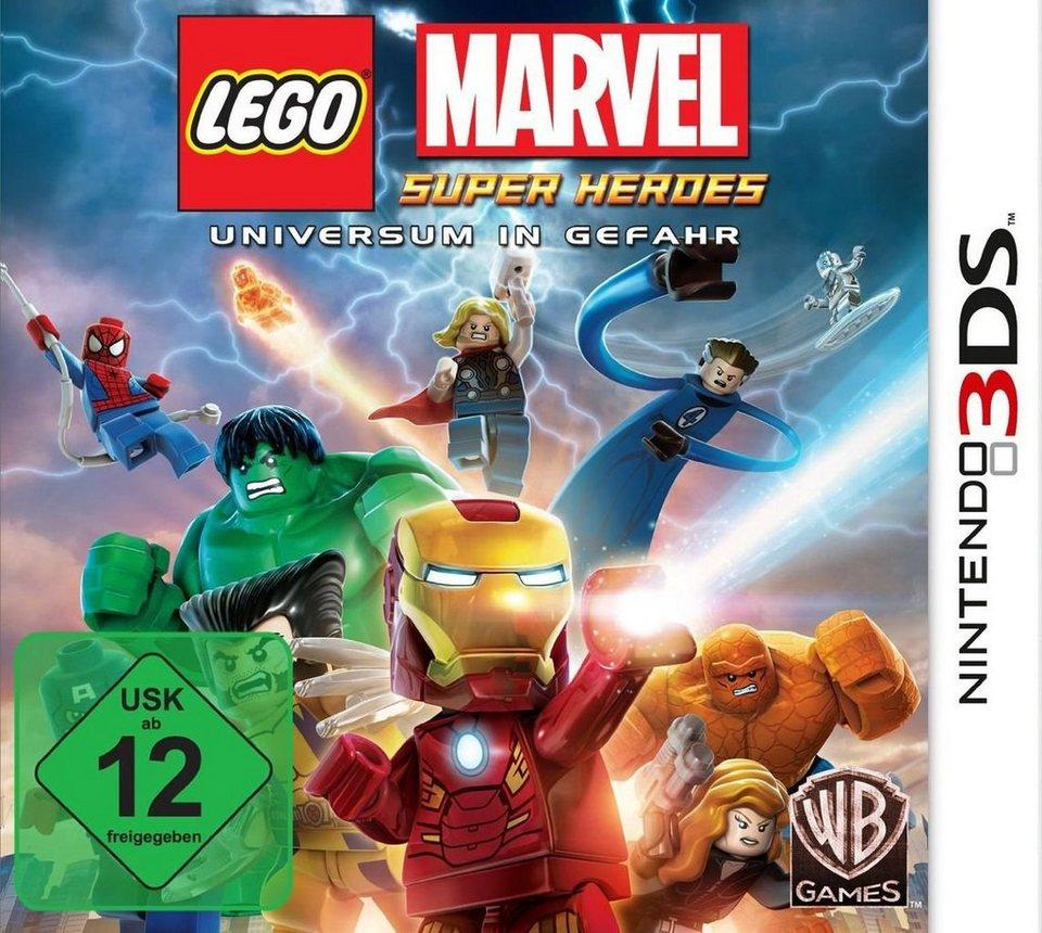 Warner Games Nintendo 3DS - Spiel »LEGO Marvel«