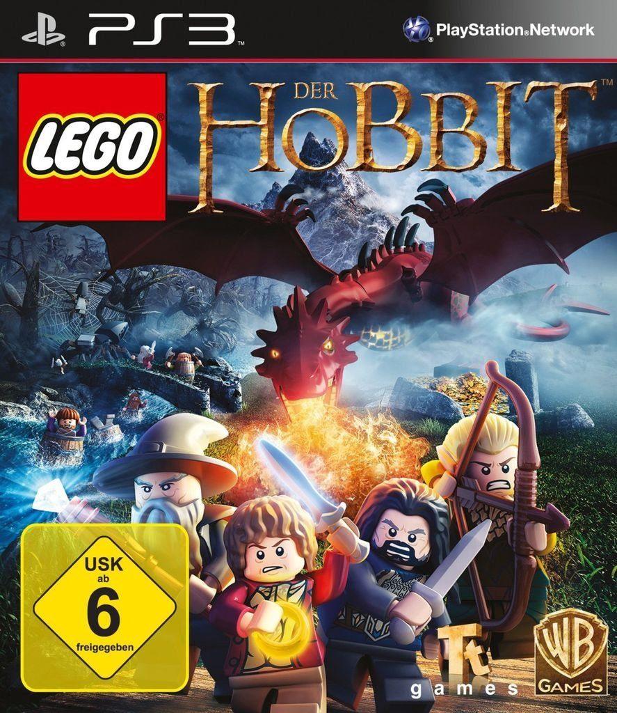 Warner Games Playstation 3 - Spiel »LEGO Der Hobbit«