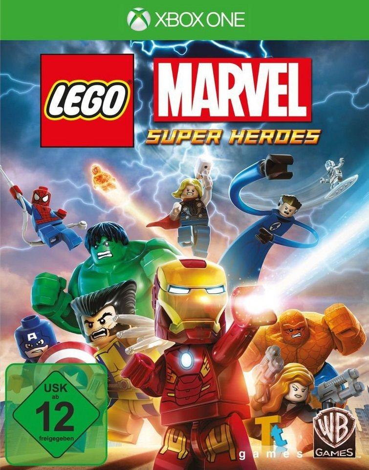 Warner Games XBOX One - Spiel »LEGO Marvel«
