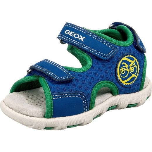 Geox »Baby Sandalen SANDAL PIANETA für Jungen« Sandale
