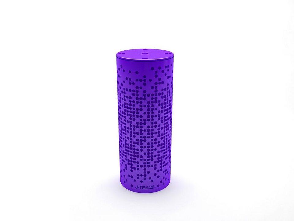 Jarre Technologies Bluetooth Lautsprecher »RainBow One Lila«