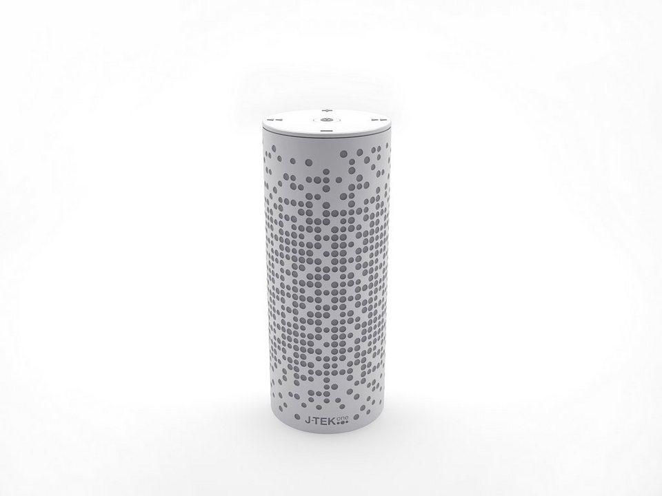 Jarre Technologies Bluetooth Lautsprecher »RainBow One Hochglanz-Weiß«