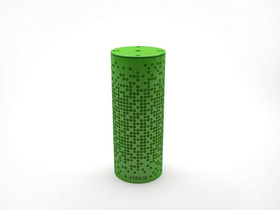 Jarre Technologies Bluetooth Lautsprecher »RainBow One Grün«