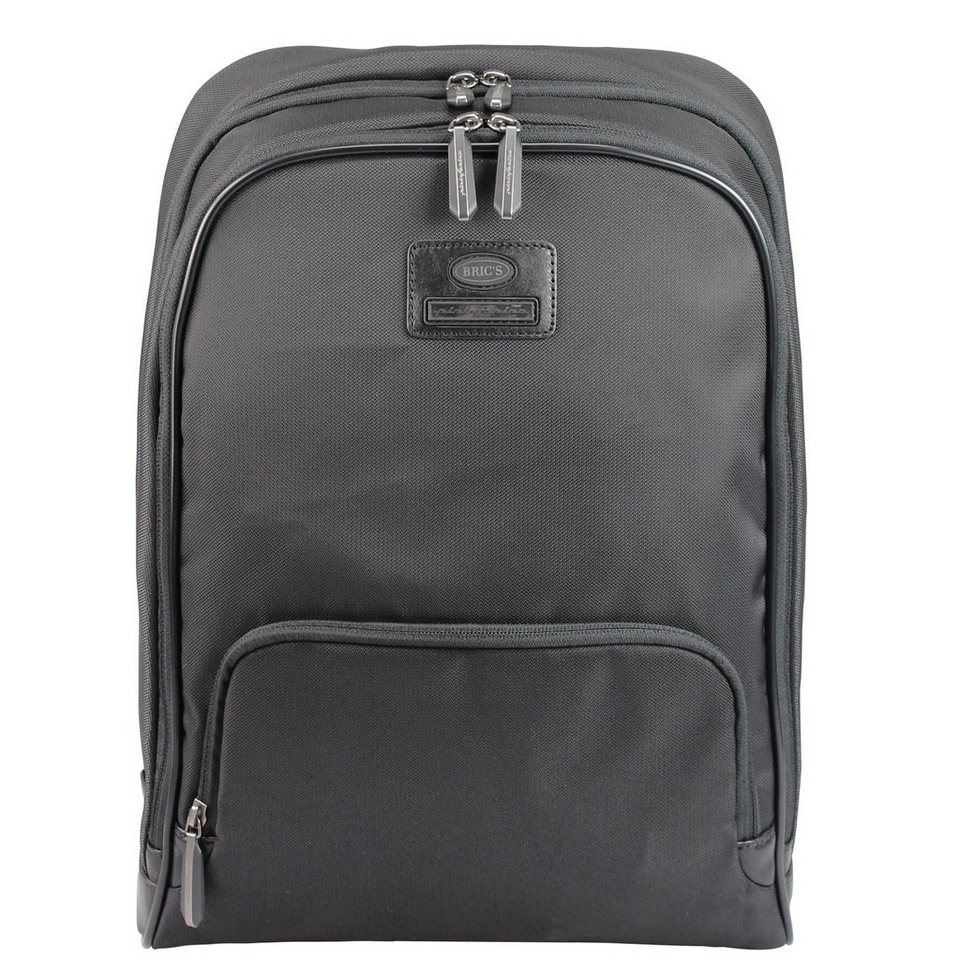 Bric's Mugello Rucksack 33 cm in black