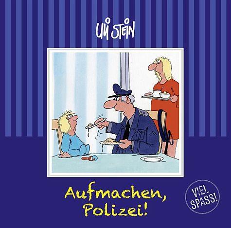 Gebundenes Buch »Aufmachen, Polizei!!«