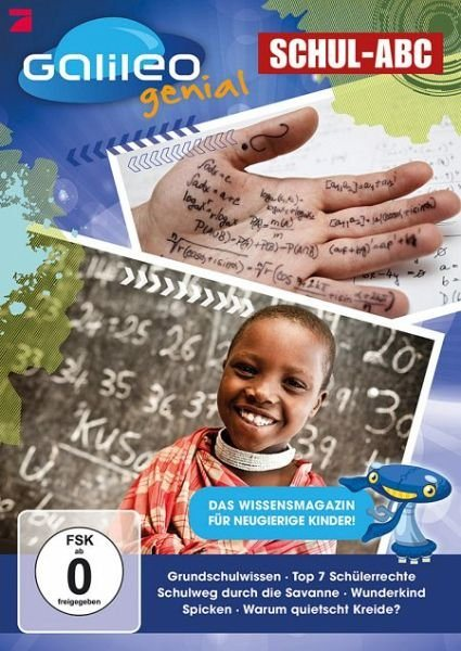 DVD »Galileo genial - Das Schul-ABC«
