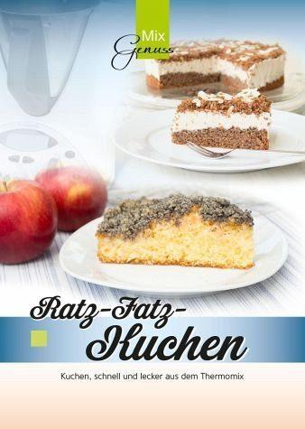 Broschiertes Buch »Ratz-Fatz-Kuchen«