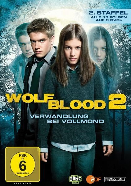 DVD »Wolfblood - Verwandlung bei Vollmond: Staffel...«
