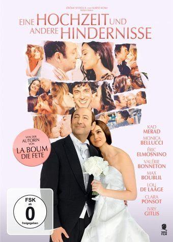 DVD »Eine Hochzeit und andere Hindernisse«