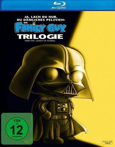 Blu-ray »Family Guy Trilogie - Ja, lach du nur, du...«