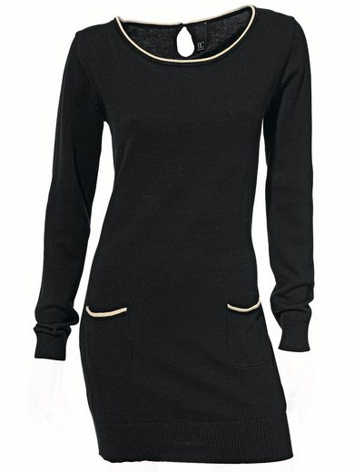 Bc Best Connections By Heine Long Sweater With Round Neck