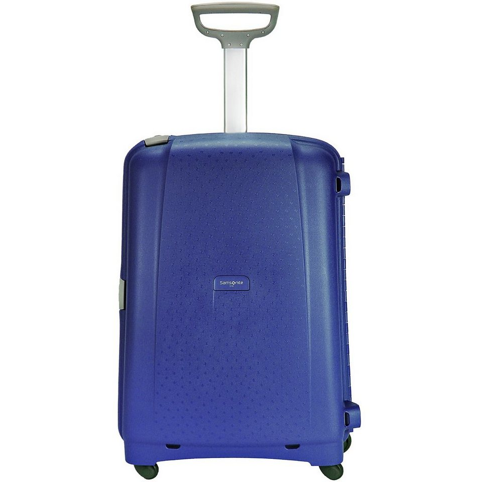 Samsonite Aeris Trolley Spinner 4-Rollen 68 cm in vivid blue