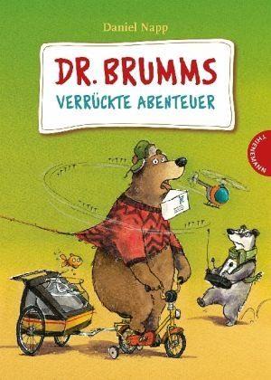 Gebundenes Buch »Brumms verrückte Abenteuer«