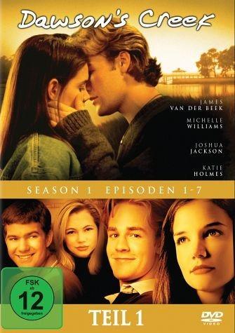 DVD »Dawson's Creek - Season 2, Vol.1 (3 Discs)«