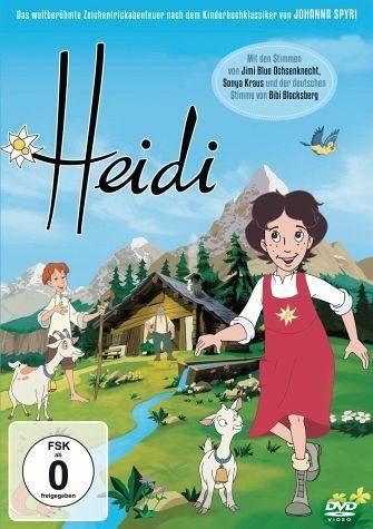 DVD »Heidi«