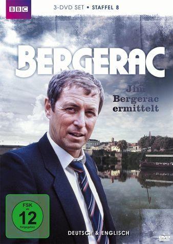 DVD »Bergerac - Jim Bergerac ermittelt: Staffel 8...«