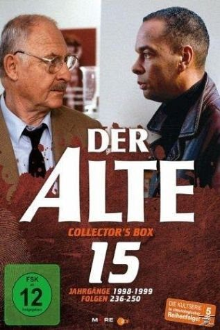 DVD »Der Alte - Collector's Box Vol. 15 (Folgen...«