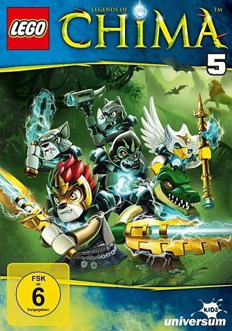 DVD »Lego: Legends of Chima - DVD 5«