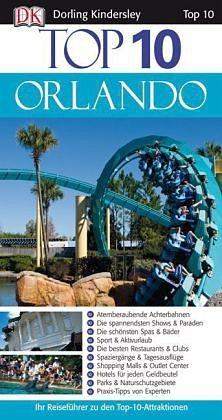Broschiertes Buch »Top 10 Orlando«