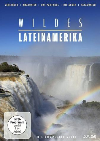 DVD »Wildes Lateinamerika (2 Discs)«