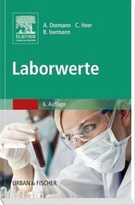 Broschiertes Buch »Laborwerte«