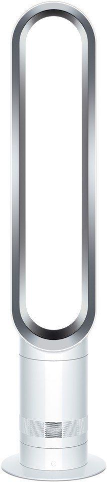 Dyson Turmventilator AM07, weiß/silber in weiß/silber