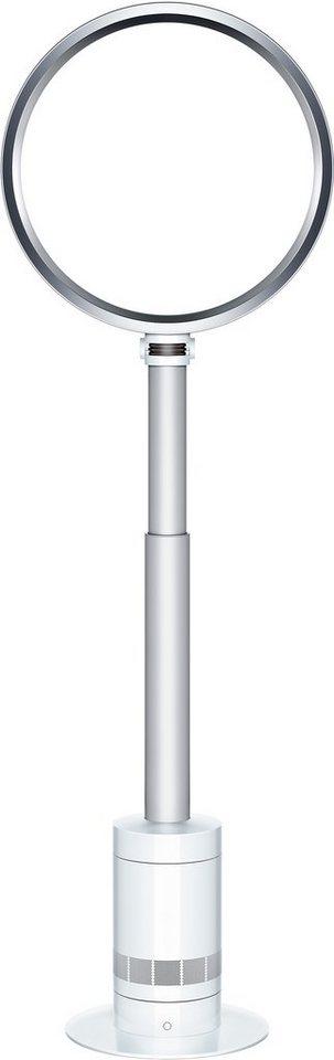 Dyson Standventilator AM08, weiß/silber in weiß/silber