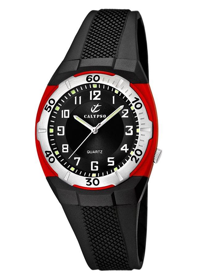 "CALYPSO WATCHES, Armbanduhr, ""K5215/4"" in schwarz"