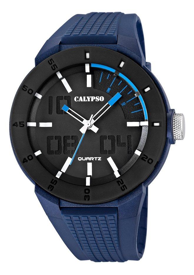 CALYPSO WATCHES Quarzuhr »K5629/3« in blau