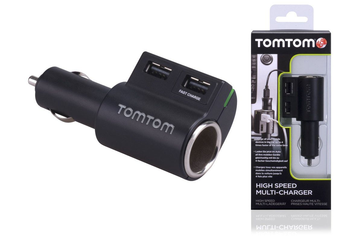 TomTom Lade »High Speed Multi-Charger«