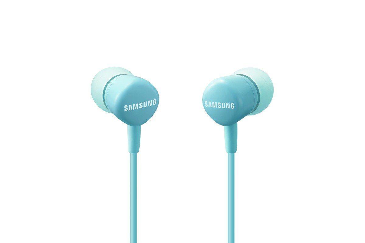 Samsung Headset »Stereo-HS,EO-HS1303, Klinke 3,5mm, Blau«
