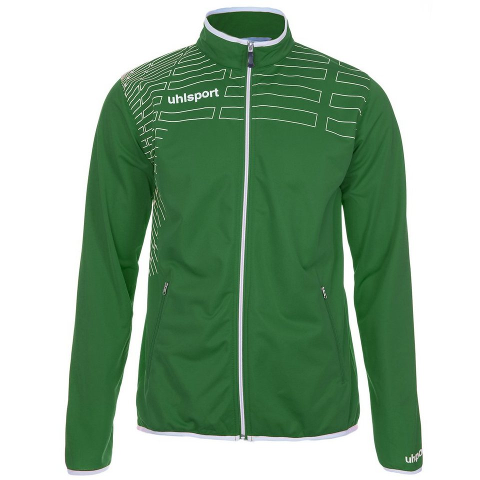 UHLSPORT Match Classic Jacke Kinder in lagune/weiß