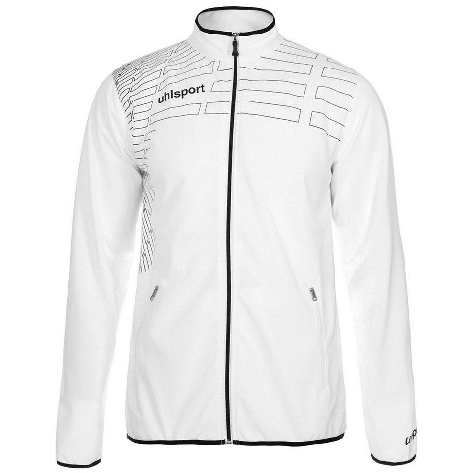 UHLSPORT Match Classic Jacke Herren in weiß/schwarz