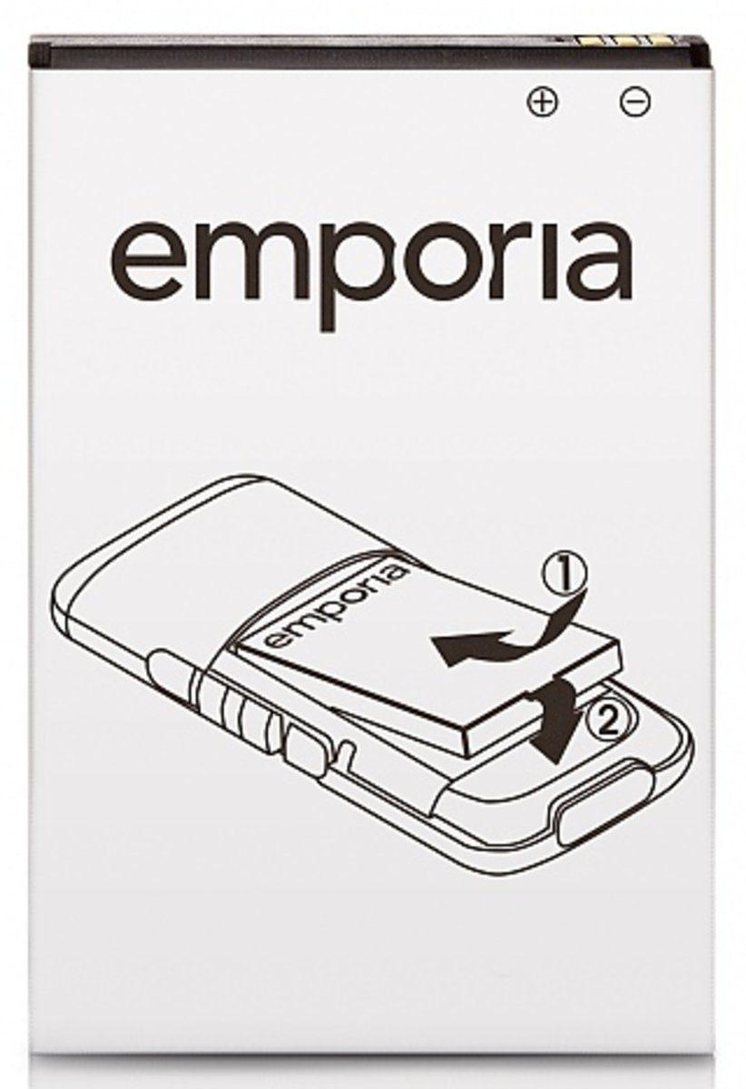 Emporia Akku »AK-V36 Akku für emporia ELEGANCE«
