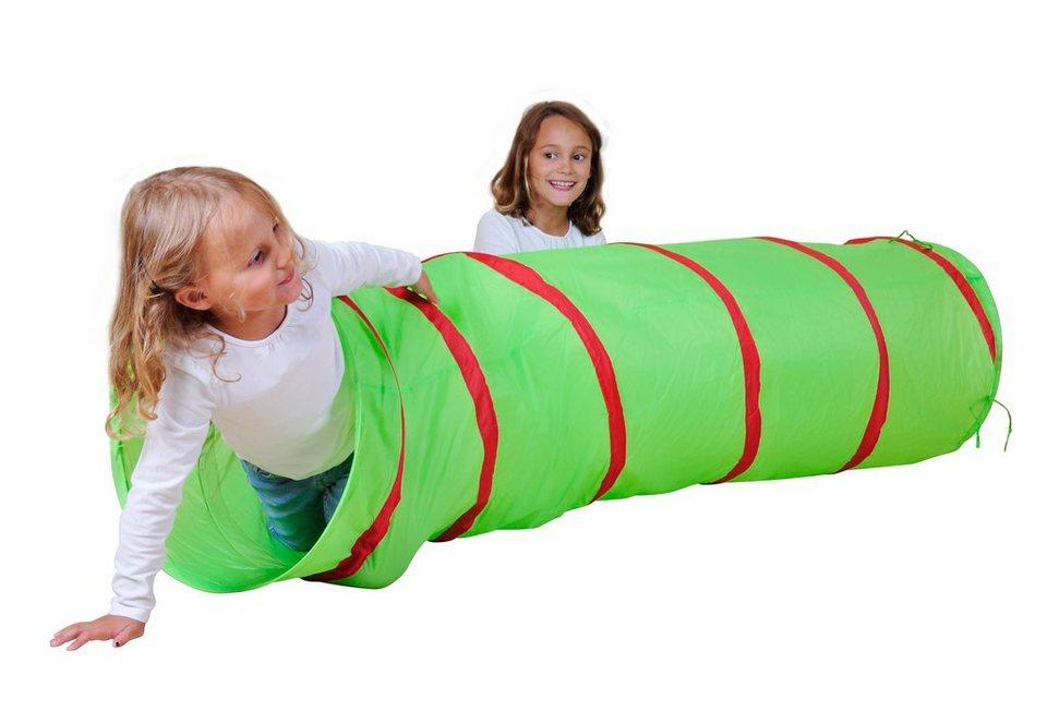 Krabbelröhre für Kinderzelt,  Zelttunnel , knorr toys online kaufen