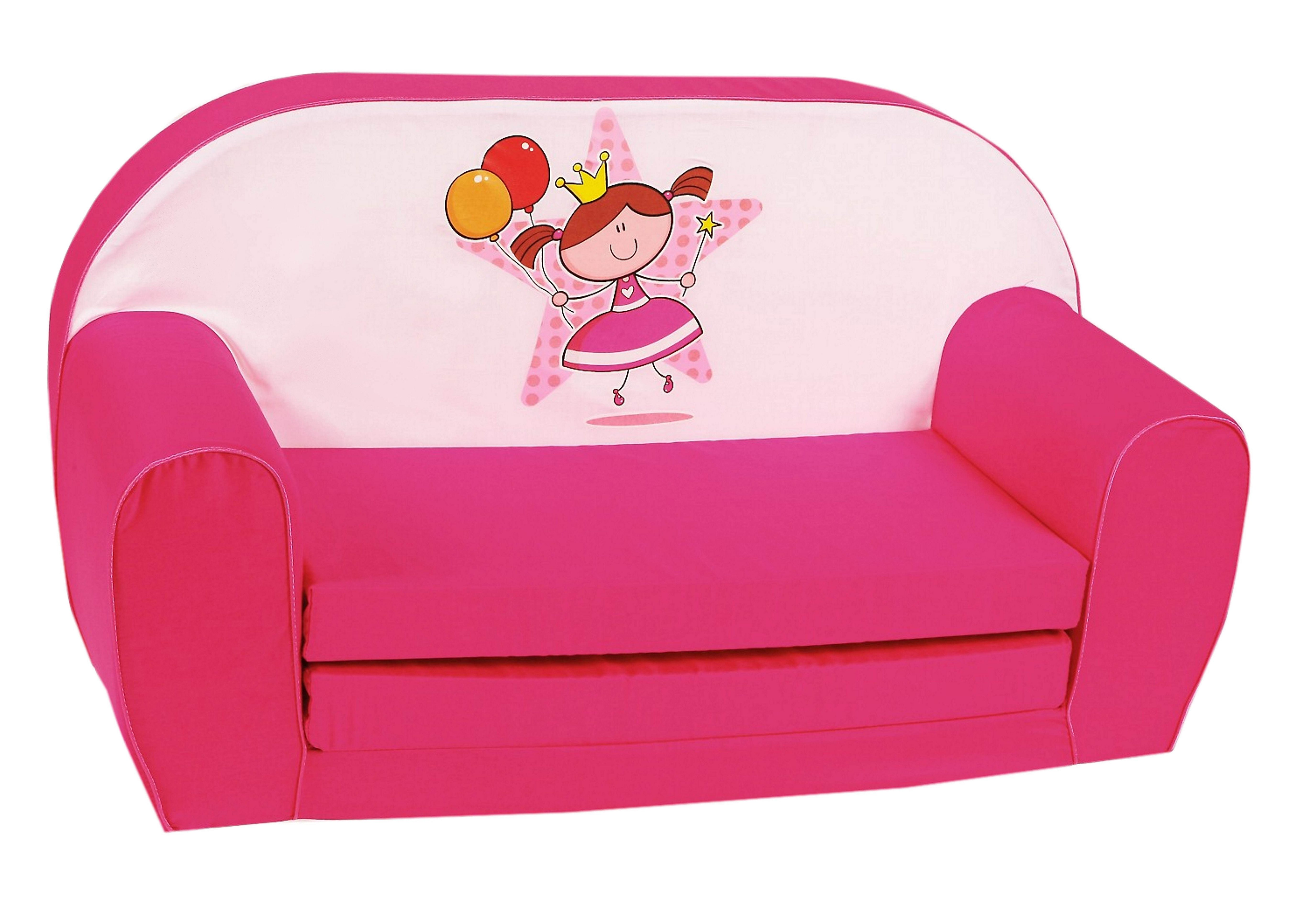 Kindersofa, »Princess Ballon«, knorr toys