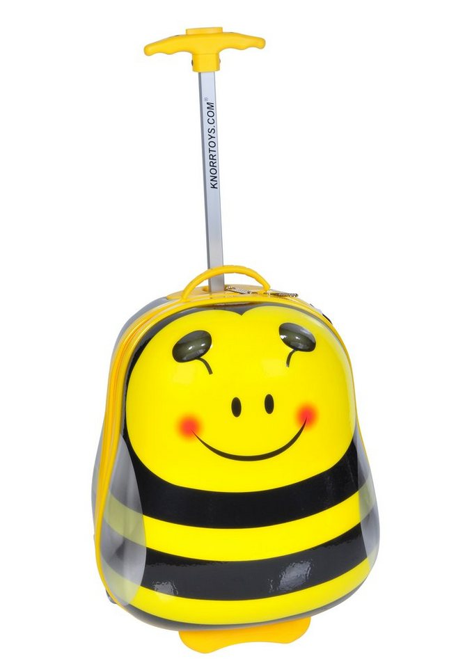 Trolley, »Bee«, knorr toys in bunt