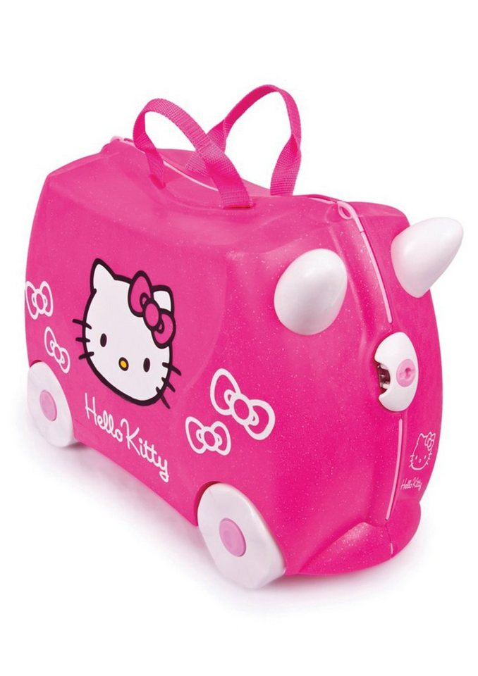 Kinderkoffer, »Trunki Hello Kitty«, knorr toys in pink