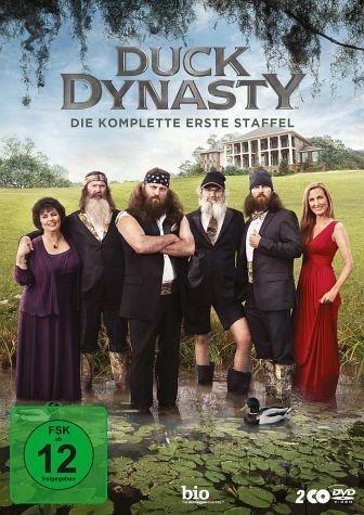 DVD »Duck Dynasty - Die komplette erste Staffel (2...«