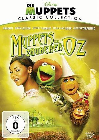 DVD »Muppets - Der Zauberer von Oz (Classic...«