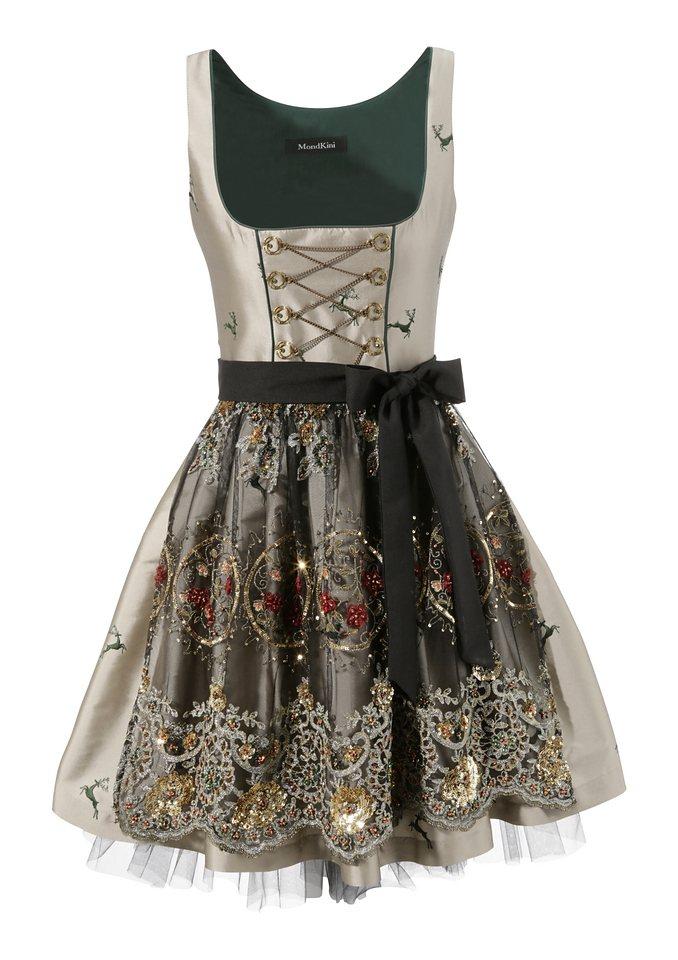 Dirndl Mondkini Mit Eingenähten Petticoat Online Kaufen Otto