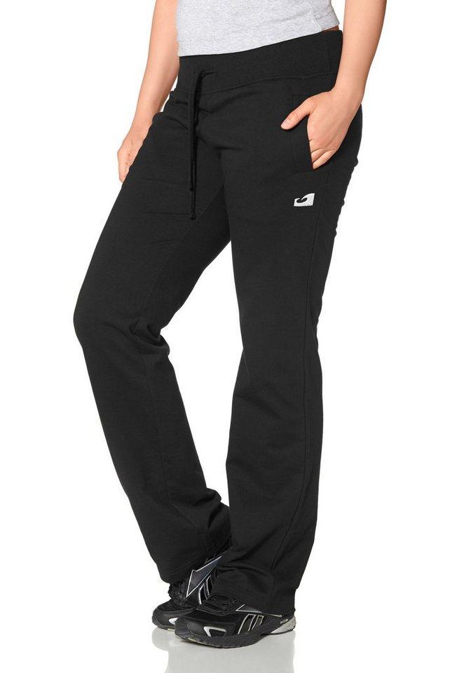 Ocean Sportswear Sporthose in schwarz