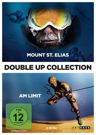 DVD »Double Up Collection: Mount St. Elias / Am...«