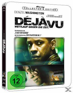 Blu-ray »Déjà Vu - Wettlauf gegen die Zeit (Steelbook)«