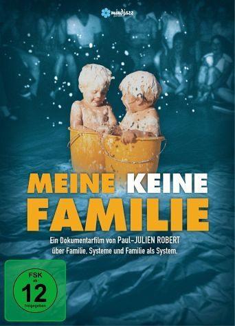DVD »Meine keine Familie«