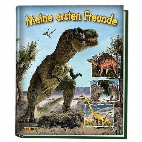 Gebundenes Buch »Dinosaurier Kindergartenfreundebuch«