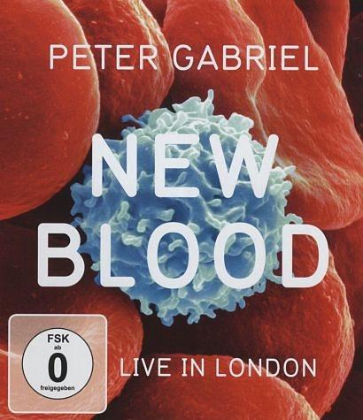 Blu-ray »Peter Gabriel - New Blood: Live in London«