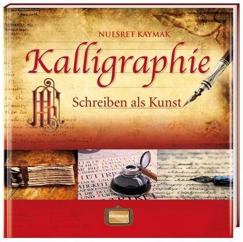 Gebundenes Buch »Kalligraphie«