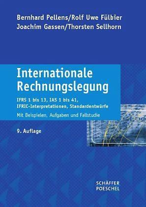 Gebundenes Buch »Internationale Rechnungslegung«