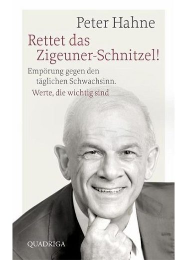 Gebundenes Buch »Rettet das Zigeuner-Schnitzel!«